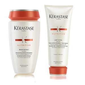 Kérastase Nutritive Duo Haircare Bundle for Fine Hair